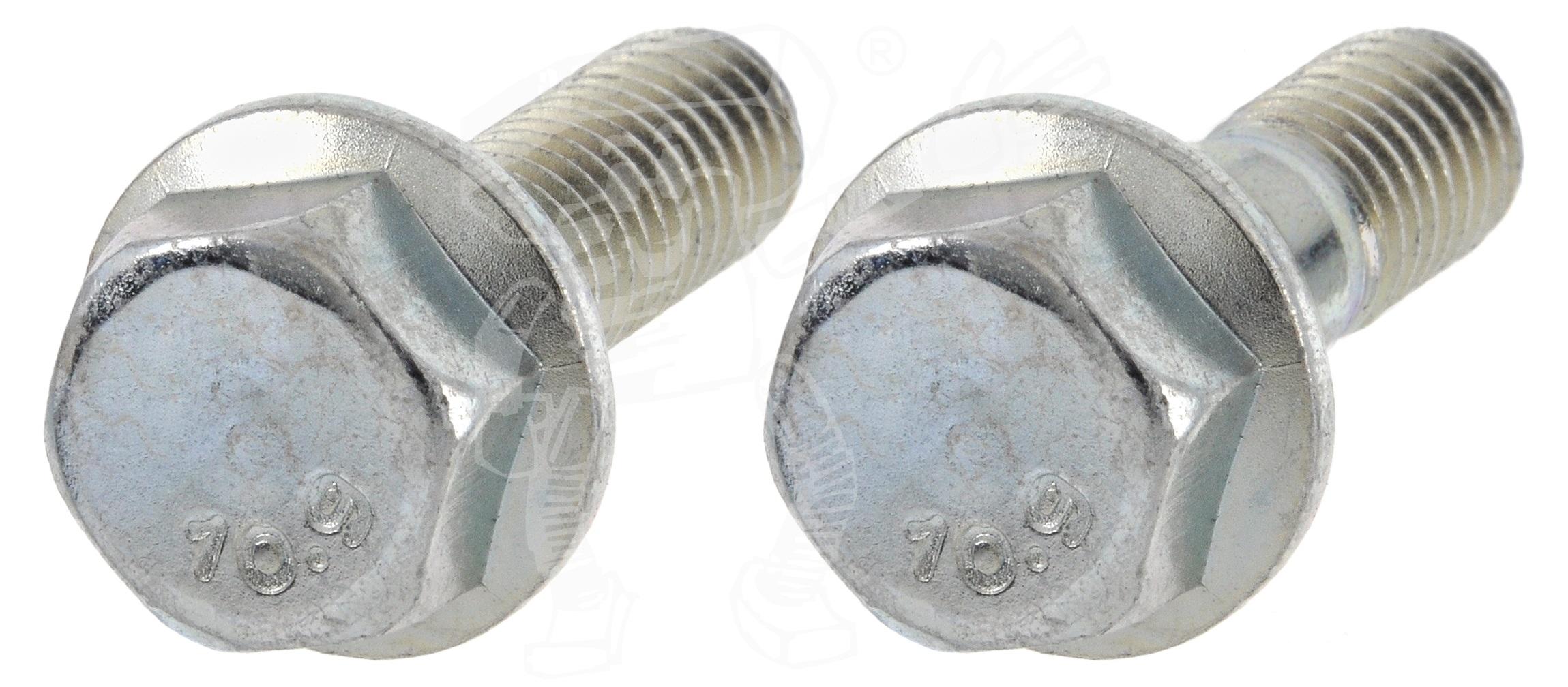 Sechskantschrauben mit Flansch Bund Edelstahl A2 DIN 6921 M6x25 x20